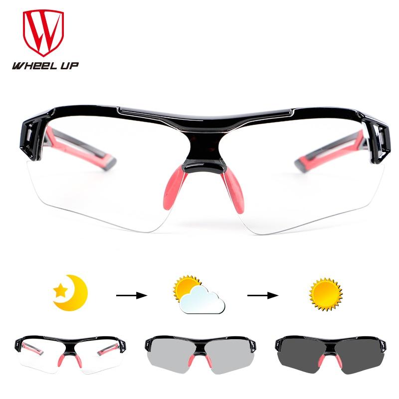 Fotokromatska kolesarska sončna očala v teku za moške Jahanje - Kolesarjenje - Fotografija 3