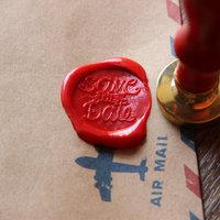 Save The Date Wax Seal Stamp Sealing Wax Seal Wedding Wax Stamp