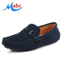 Fashion Spring Winter Men Casual Flats Shoes Breathable warm plush winter shoes Men Shoes Loafers Comfortable Lazy Shoes MS204