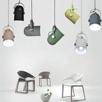 Nordic adjustable E27 pendant lights Home Decor Modern simplicity Pendant Lamp for living room bar restaurant dining room light