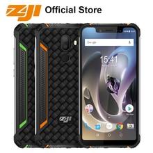 HOMTOM ZOJI Z33 4600 mAh 3 GB 32 GB IP68 Impermeabile del telefono da 5.85 pollici HD + 19:9 Smartphone Android 8.1 MTK6739 Viso ID 4G Del Telefono Mobile