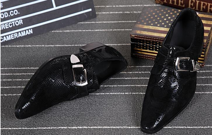 wedding dress men serpentine Patent leather shoes Banquet and Party men handmade loafers Plus size 46 male dress flats oxfords choudory dragon embroidery handmade men leather shoes men loafers wedding and party shoes metal tip men flats size 38 46 us12