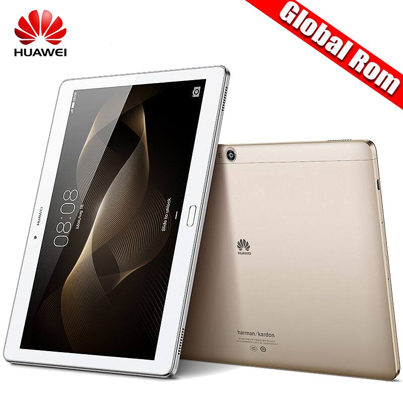 Global Firmware 10 1 inch Huawei MediaPad M2 10 0 WiFi Android Tablets 3GB RAM 64GB