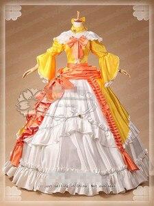 Женский карнавальный костюм RIN VOCALOID, вечерние костюмы на Хэллоуин, размер на заказ