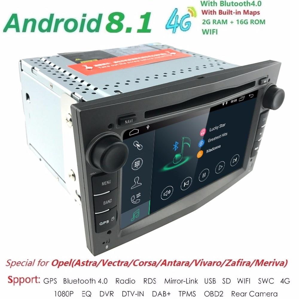 font b Car b font DVD Player for Opel Astra H Combo Corsa Meriva Vivaro