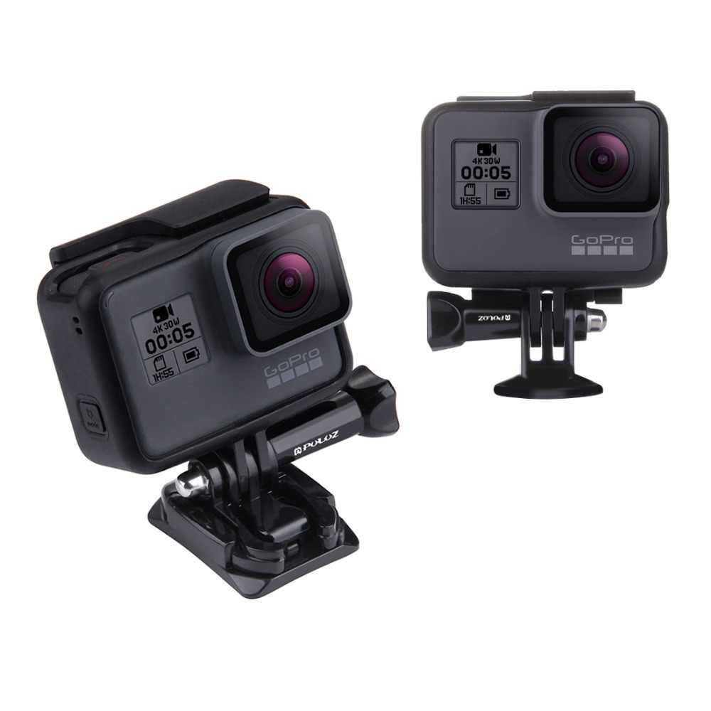 Xiaoyi and Other Action Cameras Durable Portable Folding Metal Tripod for GoPro New Hero //HERO6 //5//5 Session //4 Session //4//3 //3//2 //1