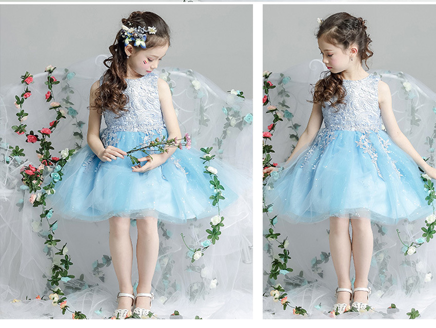 Dresses Flower Party USD 7