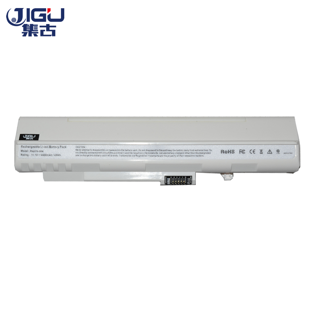 JIGU High Quality Laptop Battery FOR ACER ASPIRE ONE ZG5 KAV10 KAV60 D250 AOD250 Aspire One A150 Pro 531h BATTERY jigu high quality 6 cell laptop battery as10b51 as10b3e as10b5e for acer aspire 3820tg 4820t 4820tg 5820t 5820tg