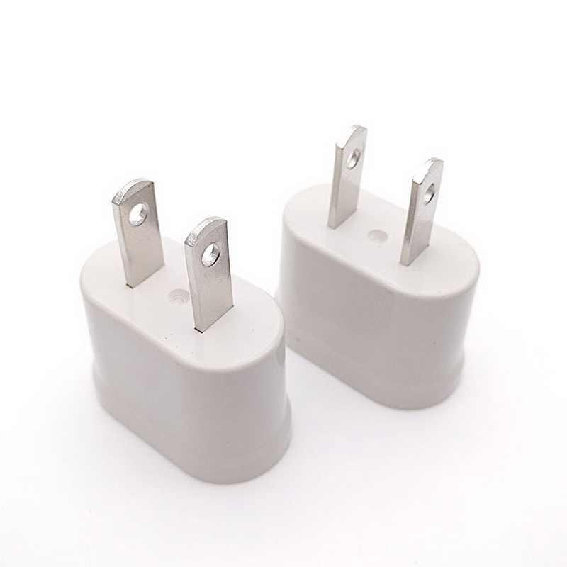 Ue usa wtyczka AC/DC Adapter Adapter zasilania elektrycznego ładowarka gniazda Adapter wysokiej jakości konwerter zasilania