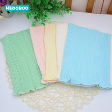 Medoboo Baby Bellyband Bibs Newborn Hospital Care Belly Band Cotton Solid Color Button Protector Navel Guard 10