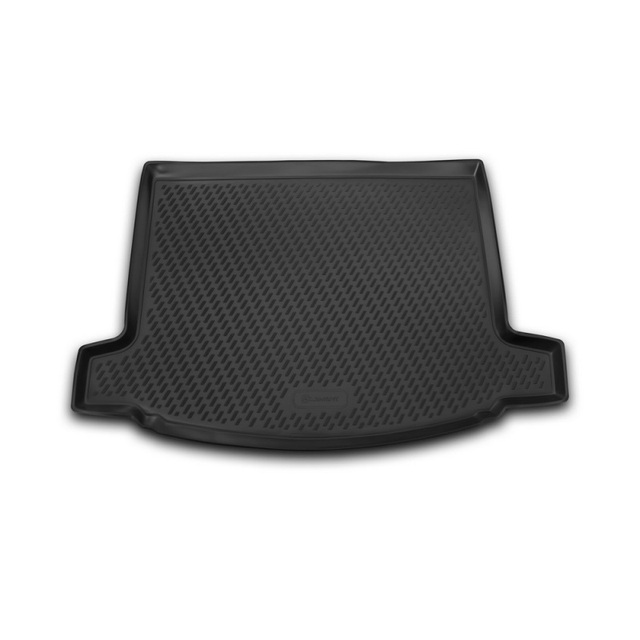 Коврик в багажник For HONDA Civic 5D, 01/2012->, хб., 1 шт. (полиуретан)