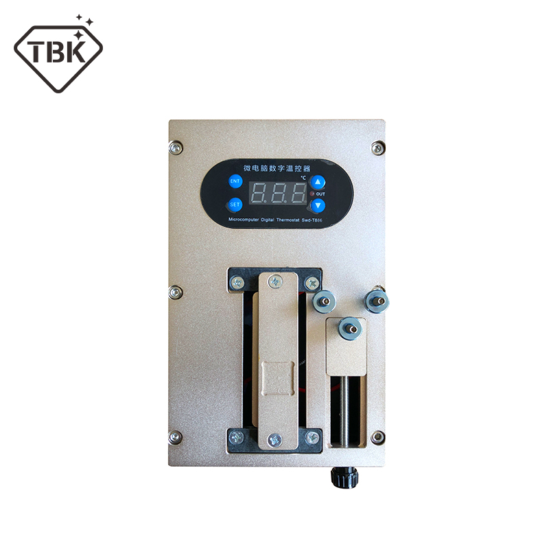 Hot Sell TBK-278 LCD Screen Bezel Dismantle Frame Separator Machine Chip Preheater For Smart Phone Middle Frame Separate