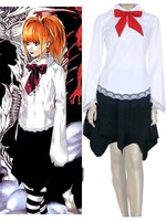 Death Note Amane Misa Cosplay Costume E001
