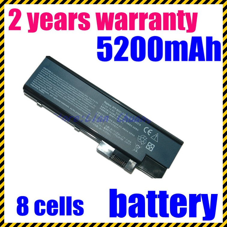 JIGU Laptop Battery for Acer Aspire 3660 3661WLMi 5600 601AWLMi 5620 5670 5672WLMi 7000 7100 7110