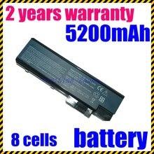 JIGU Batería Del Ordenador Portátil para Acer Aspire 3660 3661 5600 WLMi 601 5610awlmi 5620 5670 5672 7000 WLMi 7100 7110 7111 5623wsmi 9300 9400