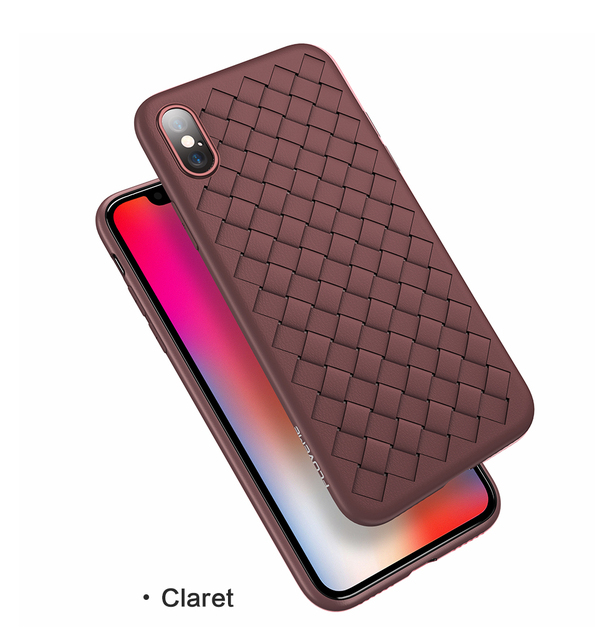 Soft Leather iPhone Case