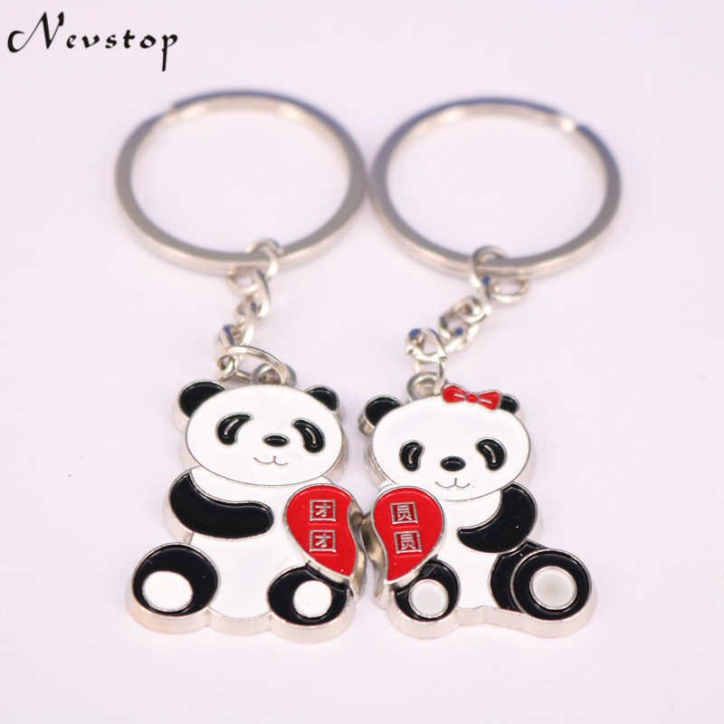 Detail Feedback Questions About 1 Pair Lover Gift Panda Couple