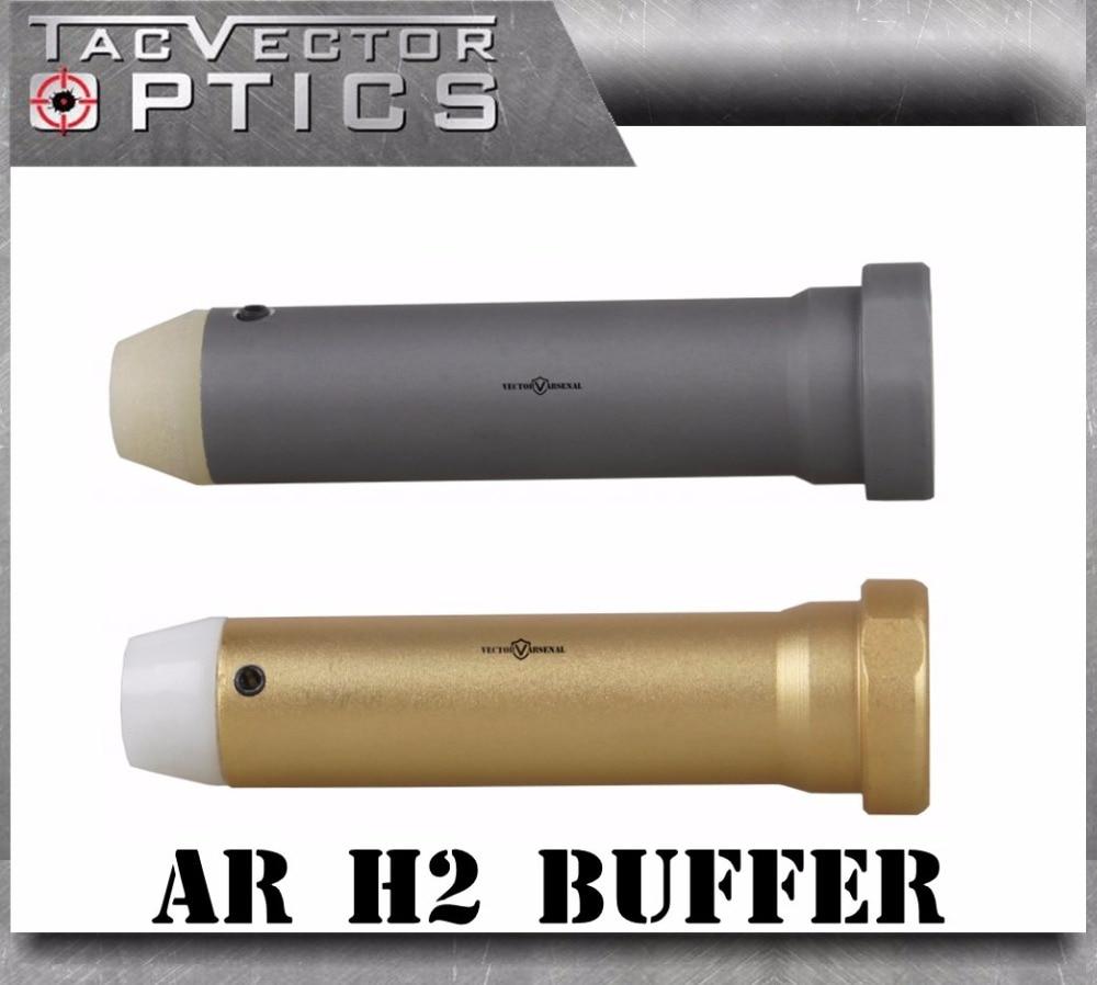 Тактический буфер отдачи AR M .223 Rem 5,56 мм Gen I II H2 4,6 oz или 4,05 oz стандартная сборка