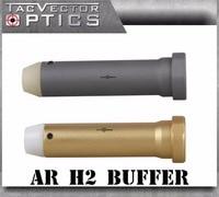 Tactische Ar M. 223 Rem 5.56 Mm Gen I Ii H2 Terugslag Buffer 4.6 Oz Of 4.05 Oz Standaard Montage