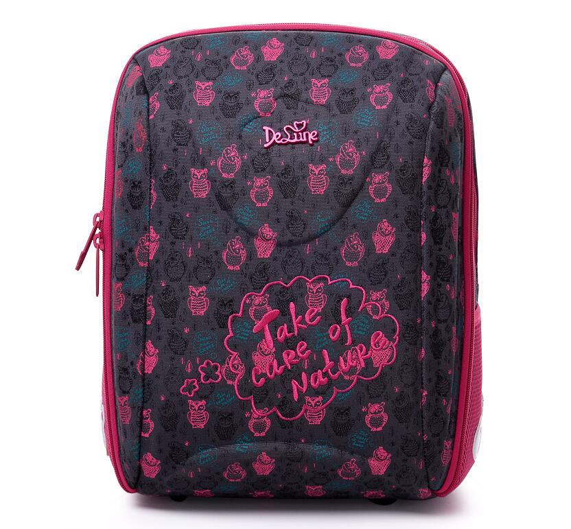 Delune Marke Kinder Ergonomische Design Jungen 3D Cartoon Schul Rucksack EVA Gefaltet Nylon Orthopädische Kinder Schule Taschen Für Mädchen-in Schultaschen aus Gepäck & Taschen bei  Gruppe 2