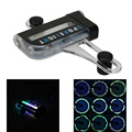 Bike Bicycle Accessories 22 LED Motorcycle Cycling Bike Wheel Light Signal Tire Spoke Light 30 Changes Light Strip