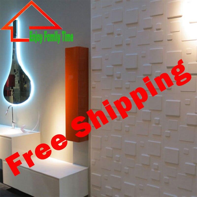Comparer les prix sur pvc wall panel online shopping for Panneau mural pvc