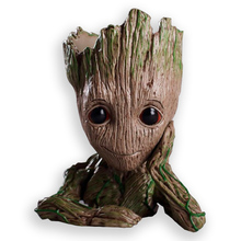 Baby Flowerpot Guardians of The Galaxy Avengers tree man Her