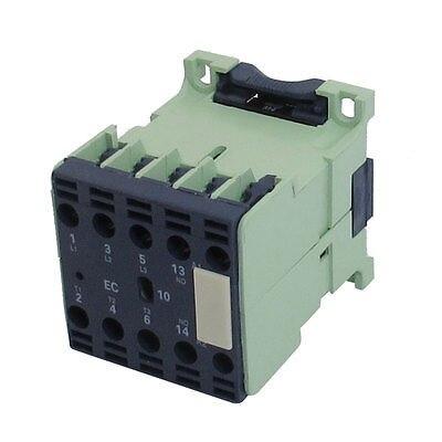 CJX2-0610E 24 Volts 6A 50/60Hz Bobine Trois Pôle 1NO AC Contacteur