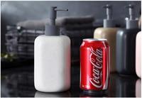 Home Hotel Keramik Drücken Emulsion Abgabe Flasche Hohe Kapazität Küche Hand Sanitizer Shampoo Körper Waschen Lotion BottleLF272