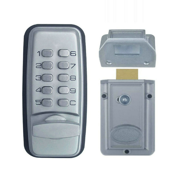 Mechanical Pword Lock Modern Mini Interior Door Keyless Digital Code Keypad Locks