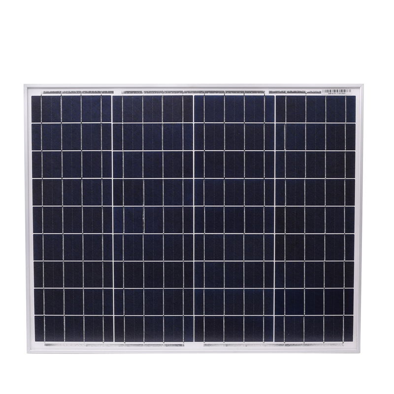Anaka 18V 50W Solar Panel China Small Solar Battery Polycrystalline Charge 12V Paneles Solares Sets Waterproof