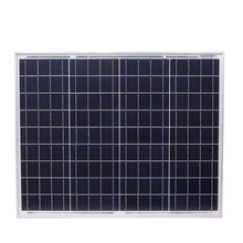 Anaka 18V 50W Solar Panel China Small Solar Battery Polycrystalline Charge 12V Paneles Solares Sets Waterproof Panels for home