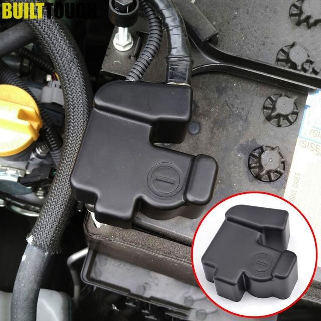 Flame Retardant Battery Negative Protective Terminal Cover For SUBARU Forester Legacy Outback Levorg 2014 2015 2016 2017 2018