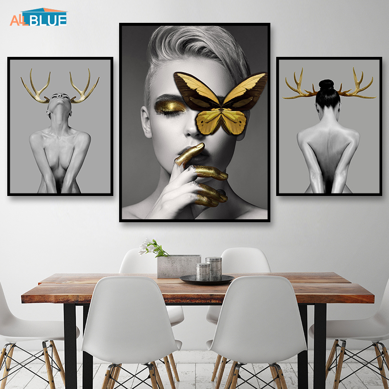 Wall Art Canvas Painting For S