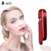 Nano Handy Face Mister Spray Steamer Facial Mister For Eyelash Extensions Nano USB Mini Rechargeable Skin