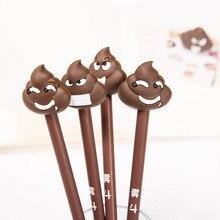 Kawaii 0.5mm Plastic Gel Pen Ink kawaii school supplies Pens office&school gift magic fidget pen ballpoint