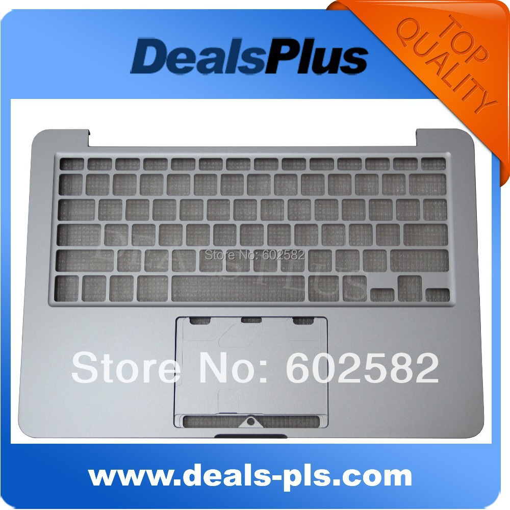 FOR Macbook Pro 13 Retina A1502 2013 US Topcase Palmrest No keyboard No Touchpad