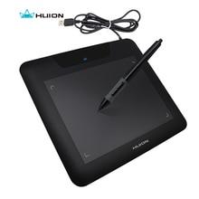 Huion 8×6 Zoll 4000LPI 200PRS 2048 Stift Empfindlichkeit Grafiken zeichnung Stifttablett + Batterie Stift Kompatibel Mit Windows Mac 680 S
