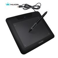Huion 8x 6 Inches 4000LPI 200PRS 2048 Pen Sensitivity Touch Pad Pen Tablet Battery Pen Compatible