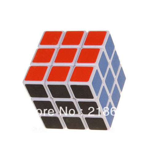 3x3x3 YJ Magic IQ Test Cube Full-Sealing Gen 2nd White - Free Shipping  Speed Puzzle Magic Cube