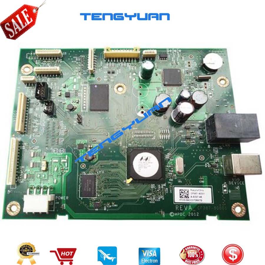 Free shipping CF387-60001 formatter board for HP m476DN 476DNW 100% tested printer parts on sale free shipping original cf387 60001 formatter board for hp m475 m476 m476dn 476dnw mainboard formatter board logic board