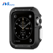цена на Watch 3 Case For Apple iWatch Case 42mm 38mm Series 3 2 1 Sports TPU Watch Case Silicone Cover Protective Soft Skin