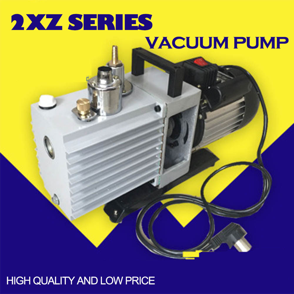 2CFM 220V60HZ Single Phase 2xz-1 double stage high speed vacuum pump for autoclave