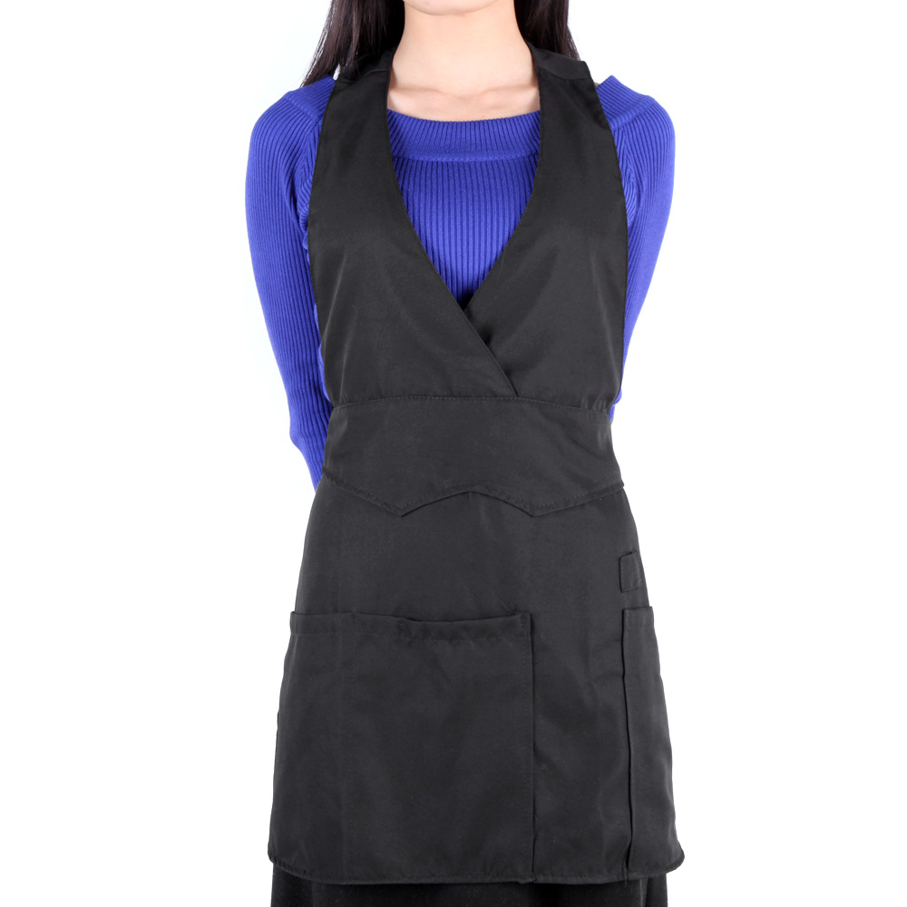 Hair Salon Apron Haircut Barber Gown Hairdressing Apron Hairdressing Supplies Black Soft Lightweight Water-repellent Cape