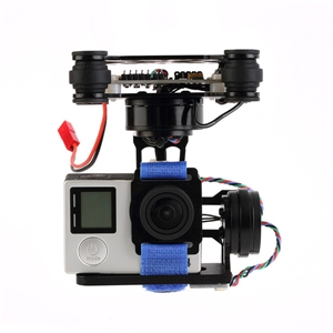 3 Axis Mini Brushless 3D Gimbal for Gopro Hero 3 3 Gopro Hero 4 Storm32BGC 3
