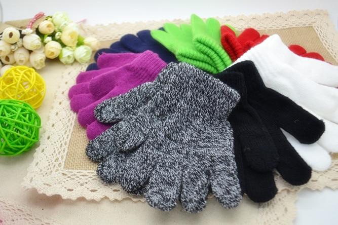 2016 Ձմեռային Cute Cute Baby Warm ձեռնոցներ - Հագուստ նորածինների համար - Լուսանկար 4