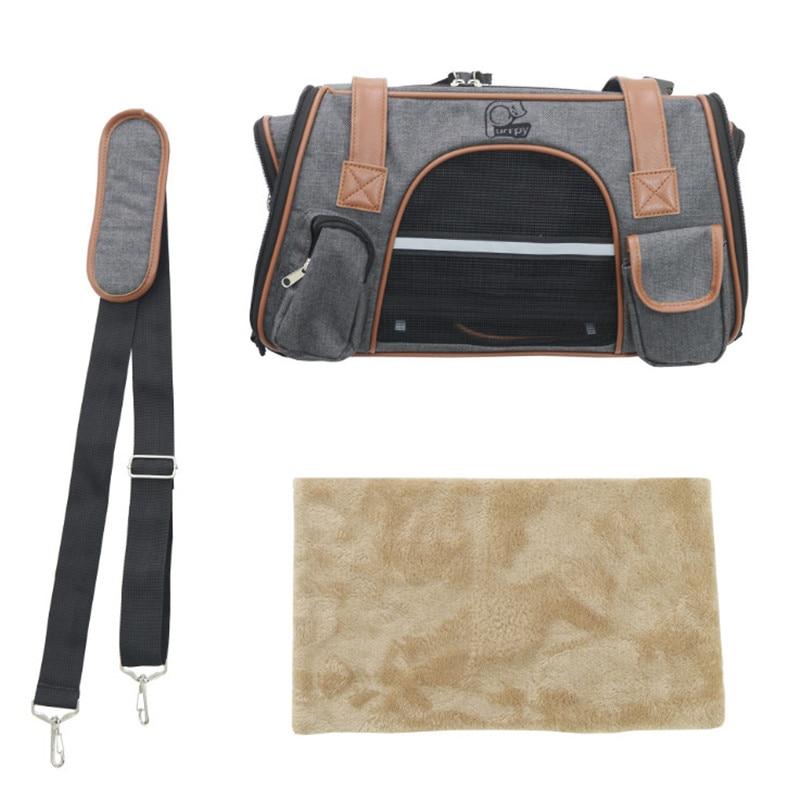 Breathable K9 Dog Backpack Carrier 5