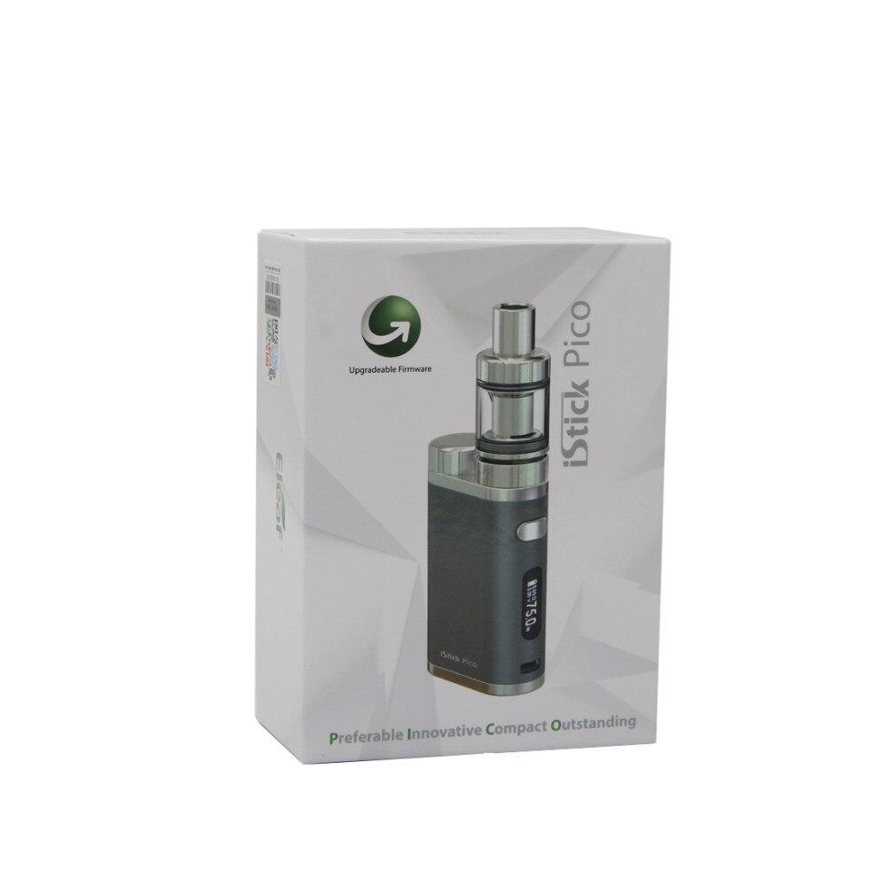 Image 5 - Original Eleaf iStick Pico Kit 75W Box Mod Vape Electronic  Cigarette 2ML Melo III Mini or 4ML Melo 3 Tank E Cigarettes  Vaporizere-cigarette vaporvaping electronic cigaretteelectronic  cigarette