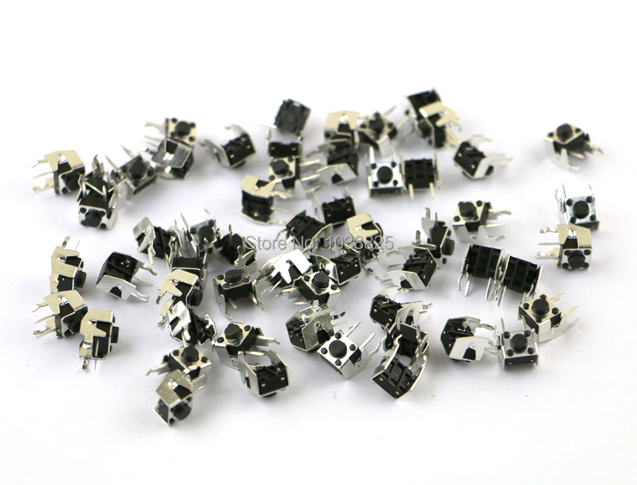 For LB RB Bumper Button Replacement For Microsoft Xbox360 Controller Micro Button LBRB 100pcs/lot