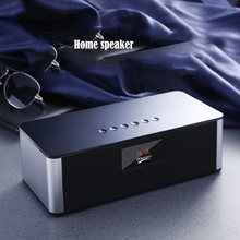 MUSKY DY21L Bluetooth Portable Column Boombox Wireless Speaker Music Sound Box Stereo Hifi Subwoofer FM With
